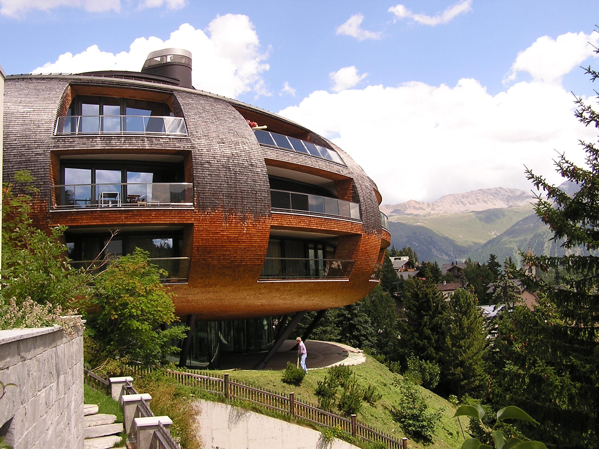 Appartamenti St Moritz