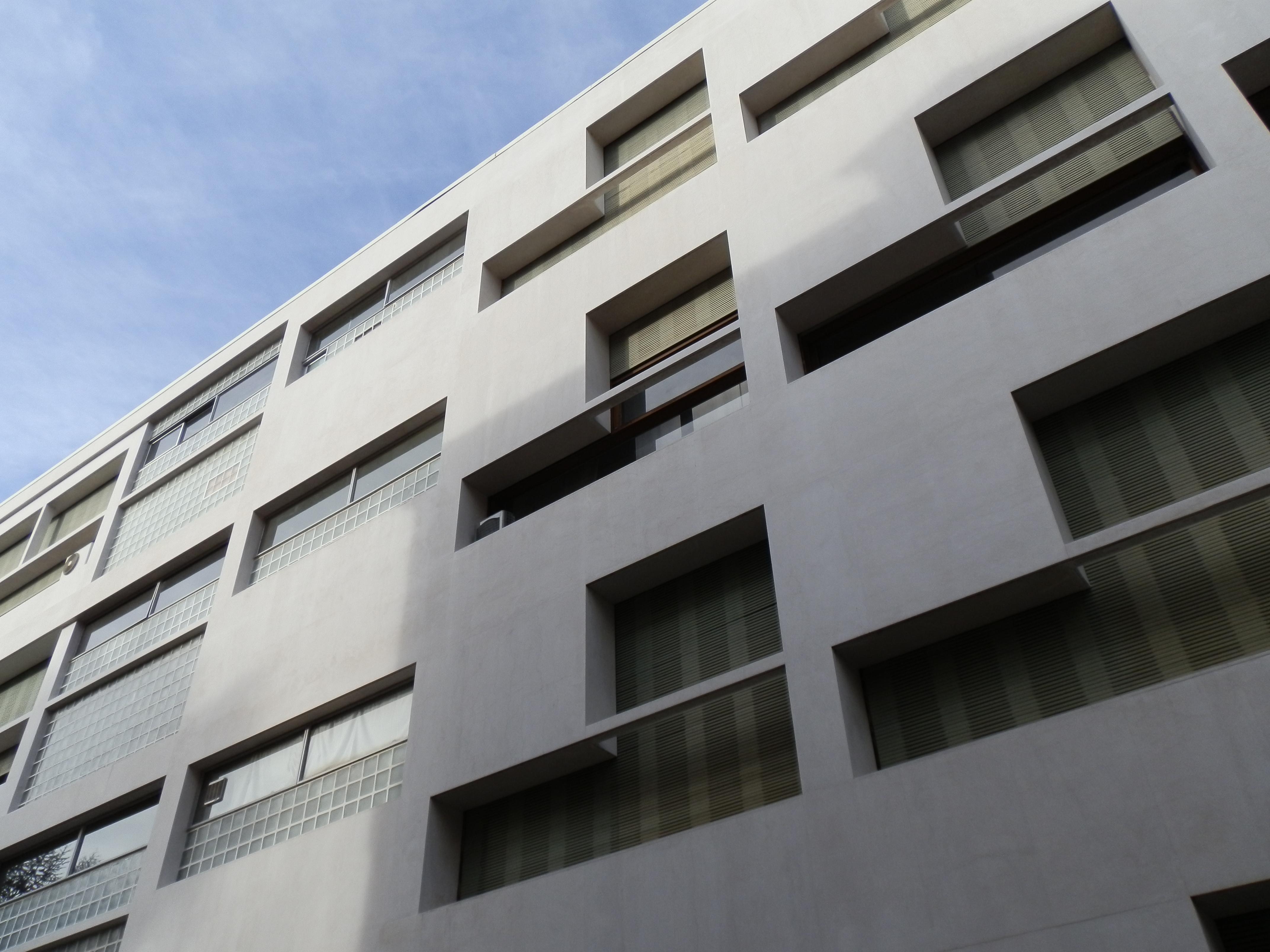 Un architetto europeo como costruttoridifuturo for Architettura moderna e contemporanea