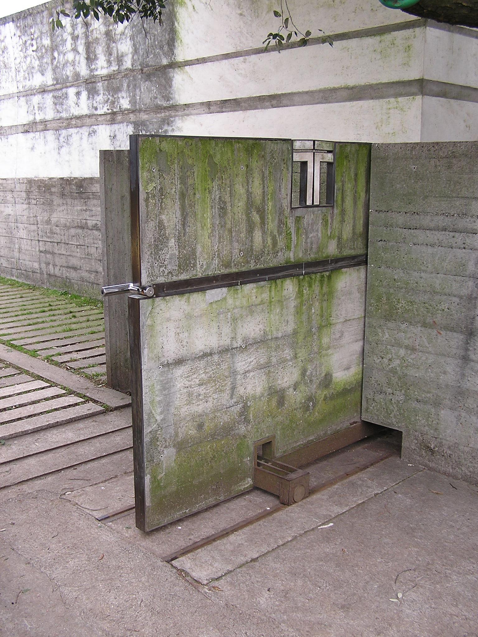I luoghi della morte costruttoridifuturo for Carlo scarpa tomba
