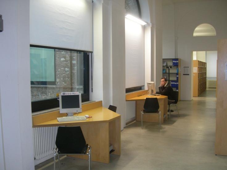 Lugano Biblioteca Universitaria 005